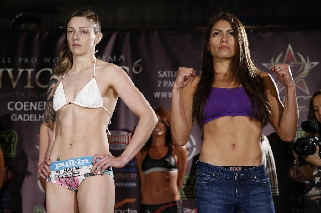 Joanne Calderwood and Norma Center
