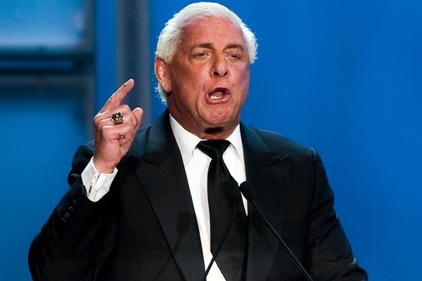 Wwe Legend Ric Flair Talks About His Daughter Charlotte