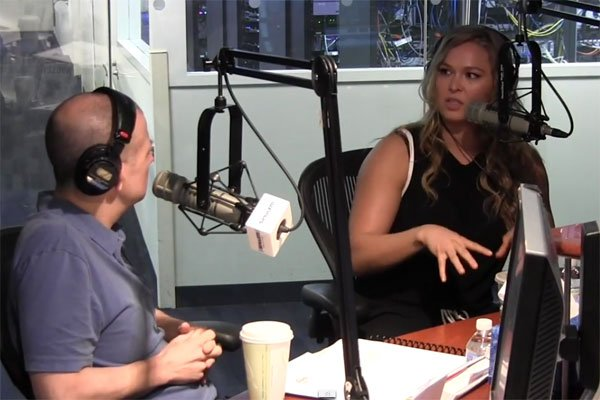 How Did Jim Paredes Video Leak Online: Video: Ronda Rousey Addresses Nearly Having Nude Photos Of
