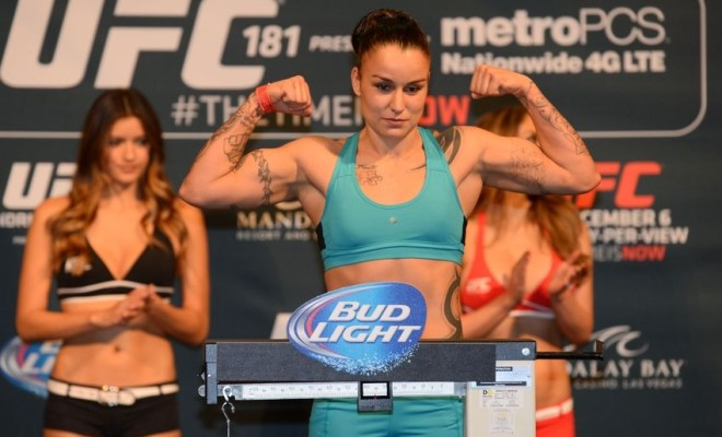 Raquel Pennington Signed Non Disclosure Agreement With Ronda Rousey