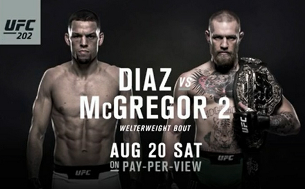 Video: UFC 202: Diaz vs. McGre...