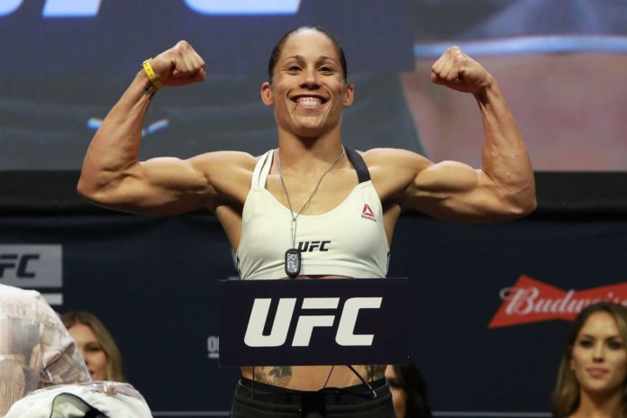 liz carmouche explains why she deserves valentina shevchenko fight