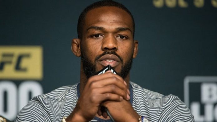 Jon Jones Malki Kawa