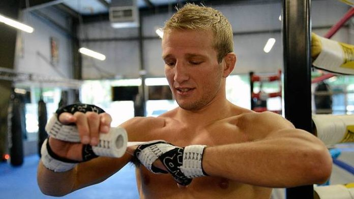 T.J. Dillashaw talks