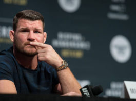 Michael Bisping comments