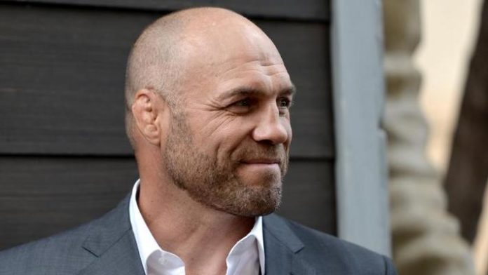 Randy Couture says