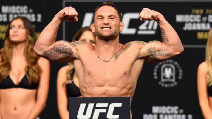 Frankie edgar vs cub swanson betting odds online binary options trading
