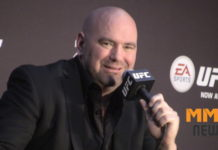 Dana White confirms