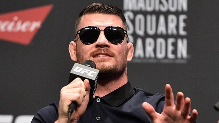Michael Bisping Michael Bisping Blasts Colby Covington