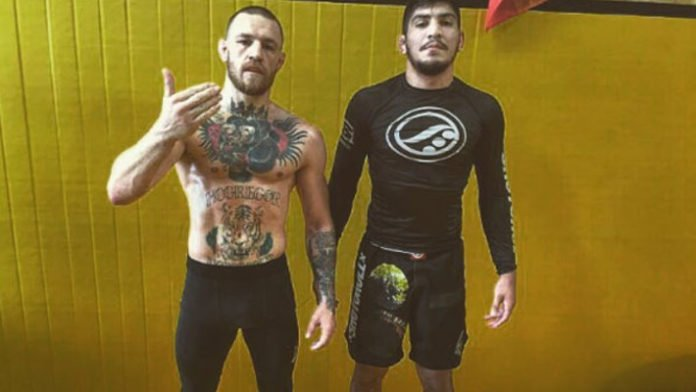 Conor McGregor Dillon Danis