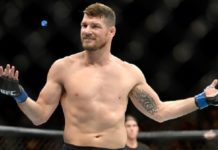 Michael Bisping fires back