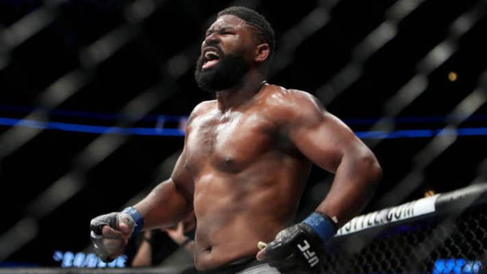Curtis Blaydes - A potential opponent for Jon Jones