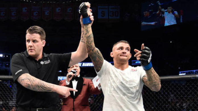 Dustin Poirier talks UFC Calgary viewership
