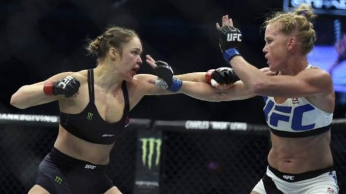 Dana White Says the Ronda Rousey/Holly Holm Rematch Will