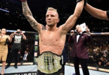 Dillashaw on