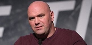 UFC Fighter Dana White