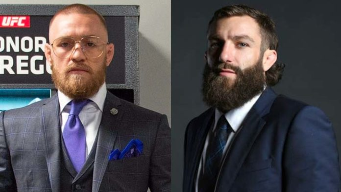 Conor McGregor & Michael Chiesa