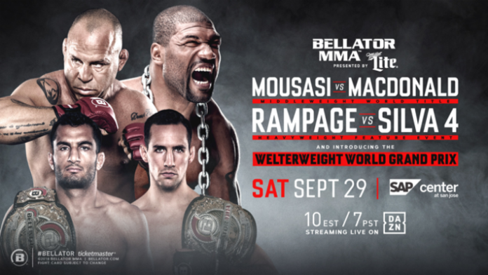 Bellator 206 results