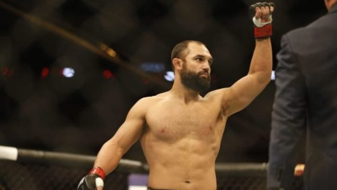 Johny Hendricks reveals