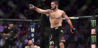 Khabib looked