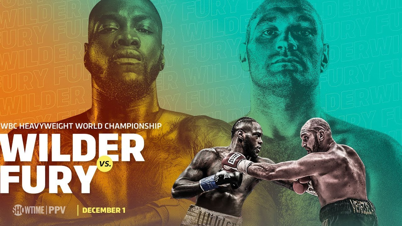 Wilder vs  Fury Weigh-in Results: WBC Heavyweight Title Bout Official