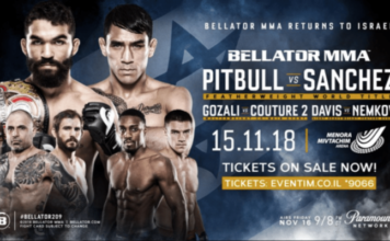 Bellator 209 Results