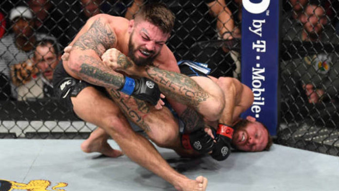 Mike Perry Donald Cerrone