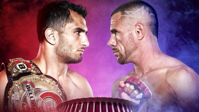 Gegard Mousasi vs Rafael Lovato Jr
