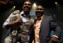 Anthony Johnson Jon Jones