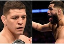 Nick Diaz vs Jorge Masvidal