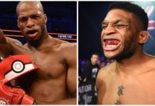 Michael Page vs Paul Daley