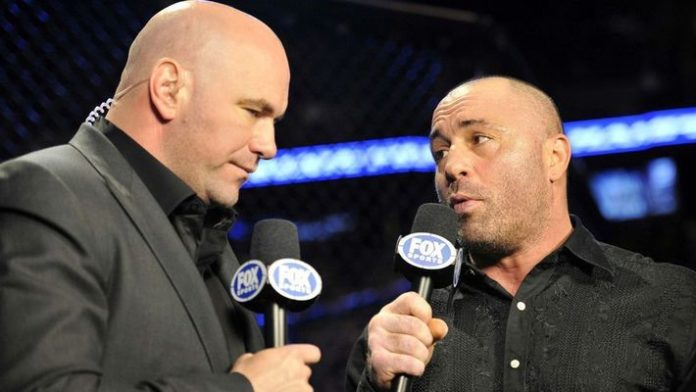 Dana White Joe Rogan