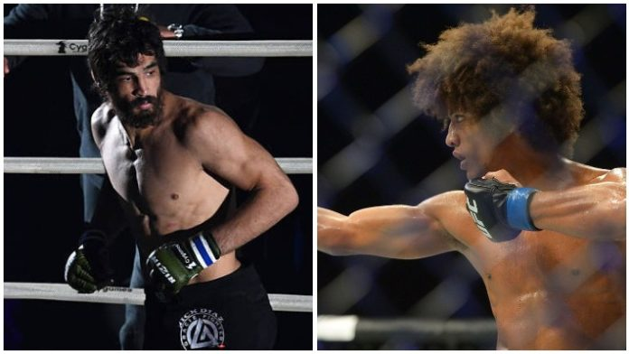 Kron Gracie vs  Alex Caceres Booked For UFC 233 In Anaheim