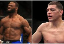 Tyron Woodley Nick Diaz