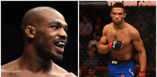 Jon Jones Kevin Lee