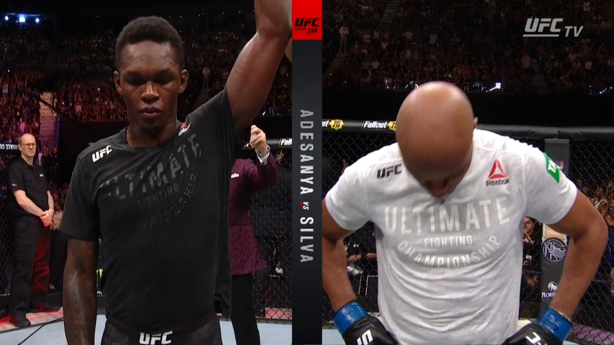 UFC 234: UFC 234 Highlights: Israel Adesanya Out Points Anderson