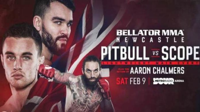 Bellator Newcastle