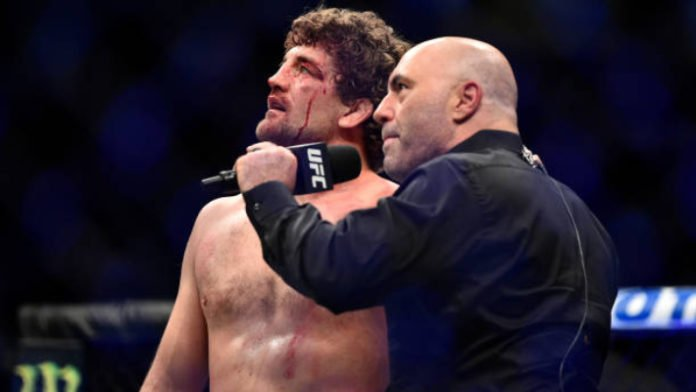 Joe Rogan Ben Askren
