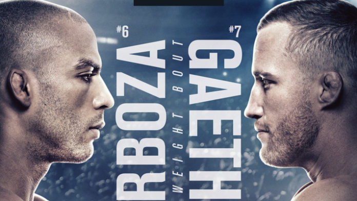 UFC on ESPN: Barboza vs. Gaethje