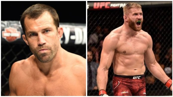 Luke Rockhold Jan Blachowicz