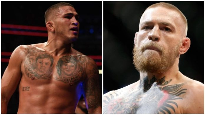 Anthony Pettis Conor McGregor