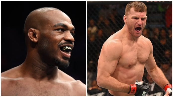 Jon Jones Stipe Miocic