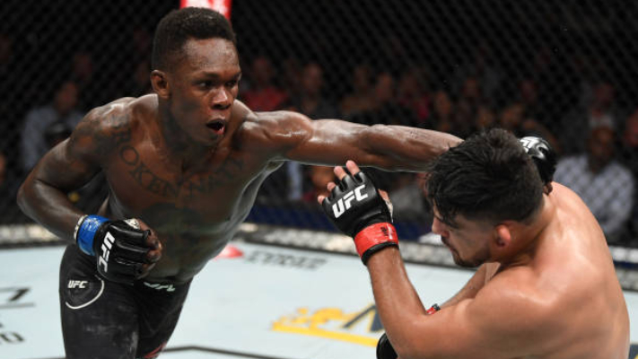 Israel Adesanya Says He Was Willing To Die & Kill At UFC 236