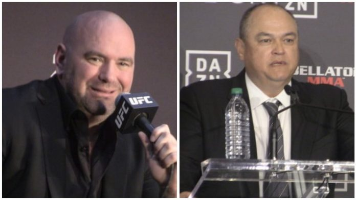 Dana White Scott Coker