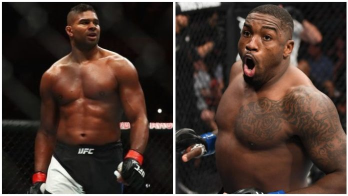 Alistair Overeem Walt Harris