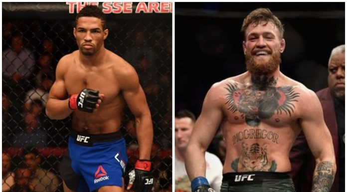 Kevin Lee Conor McGregor