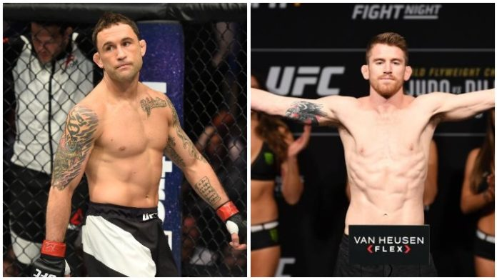 Cory Sandhagen Explains Why Frankie Edgar Bout Should Be 1 Contender Fight