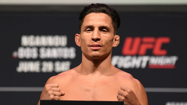 Joseph Benavidez Weigh-in