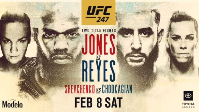 Watch UFC 247: Jones vs Reyes PPV 2020 Full Show Replay