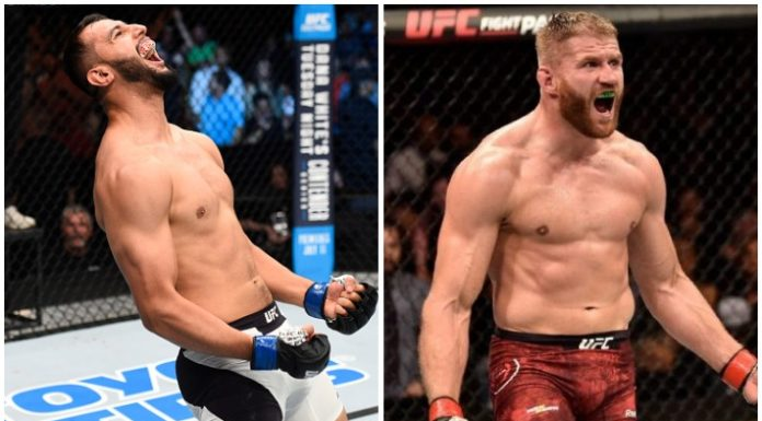 Dominick Reyes & Jan Blachowicz